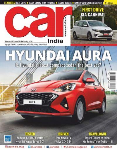 Car India - February 2020