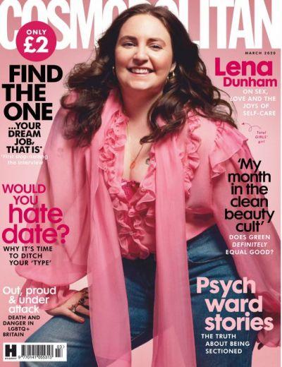 Cosmopolitan UK - March 2020