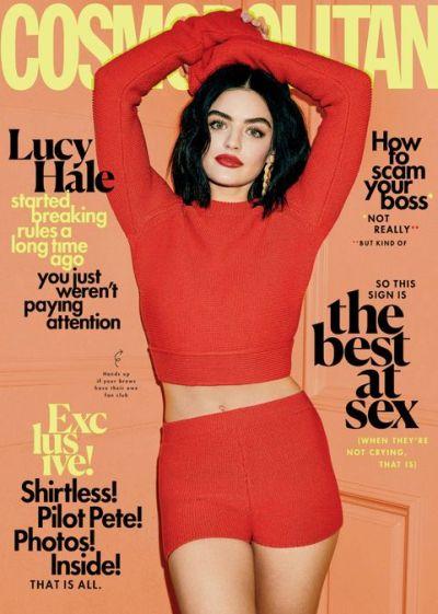 Cosmopolitan USA - March 2020