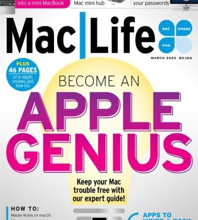 Mac Life UK - March 2020