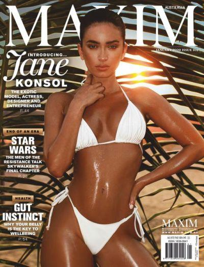 Maxim Australia - January 2020