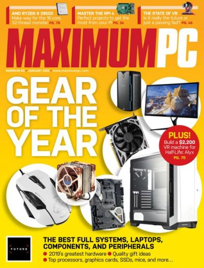 Maximum PC - January 2020