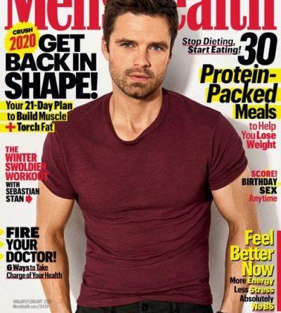 Men's Health USA - January / February 2020