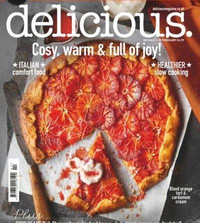 Delicious UK - February 2020