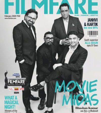 Filmfare - February 2020