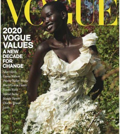 Vogue Australia - January 2020
