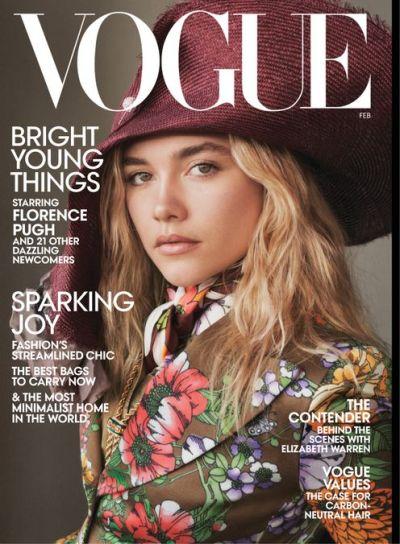 Vogue USA - February 2020