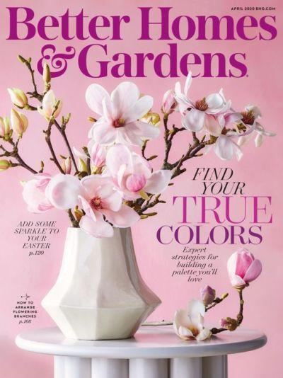 Better Homes & Gardens USA – April 2020
