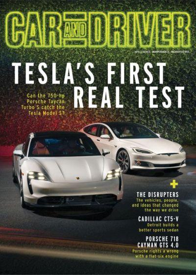 Car and Driver USA – April 2020