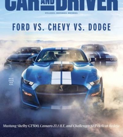 Car and Driver USA - March 2020