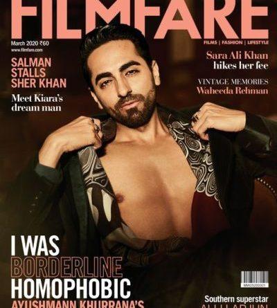 Filmfare - March 2020