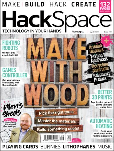 HackSpace – April 2020