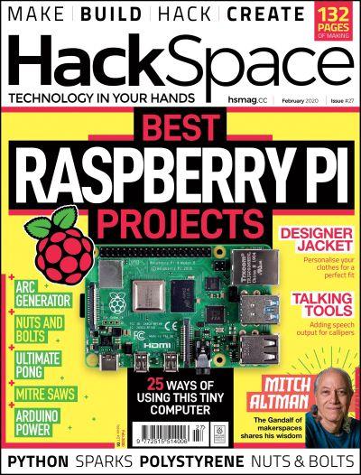 HackSpace - February 2020