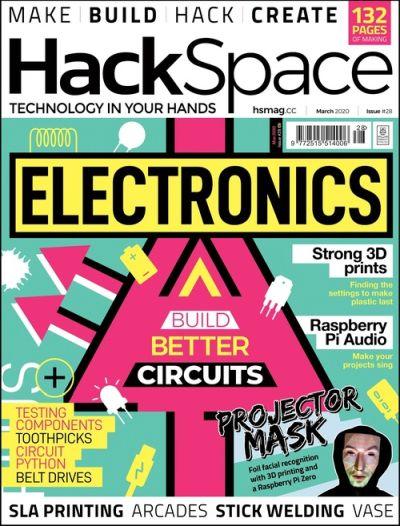 HackSpace - March 2020
