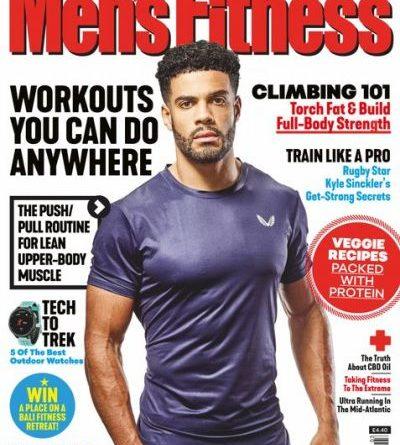 Men's Fitness UK - March 2020