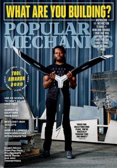 Popular Mechanics USA – March 2020