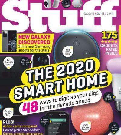 Stuff UK - March 2020