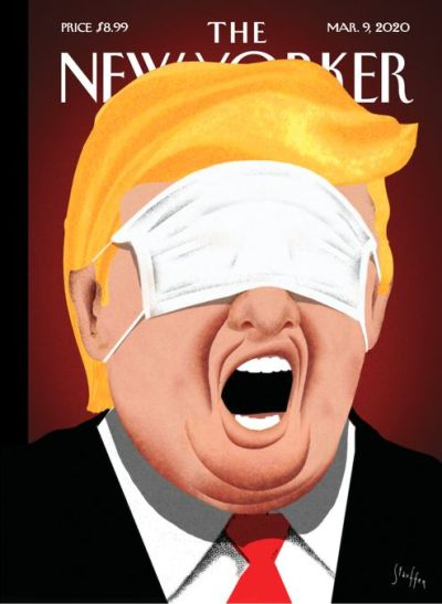 The New Yorker – March 09 , 2020