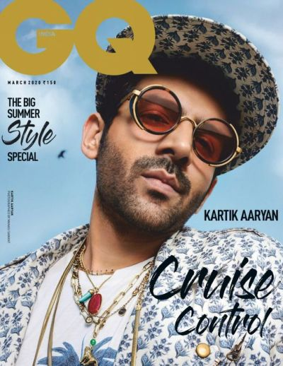 GQ India – March 2020
