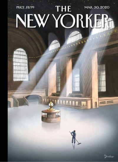 The New Yorker – March 30 , 2020