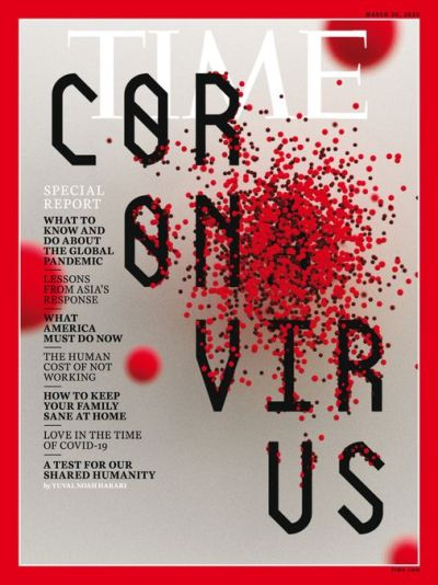 Time USA – March 30 , 2020