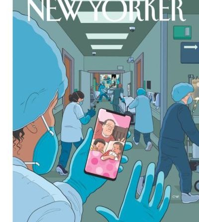 The New Yorker - April 06 , 2020