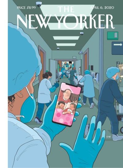The New Yorker – April 06 , 2020