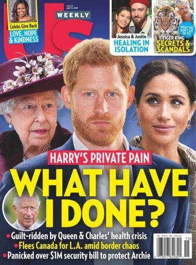 US Weekly – April 13 , 2020