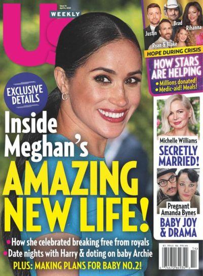 US Weekly – April 06 , 2020