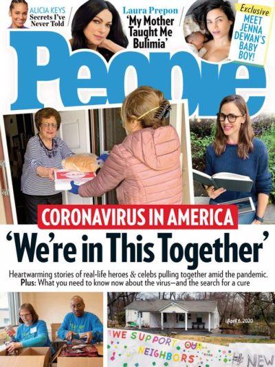 People USA – April 6 , 2020