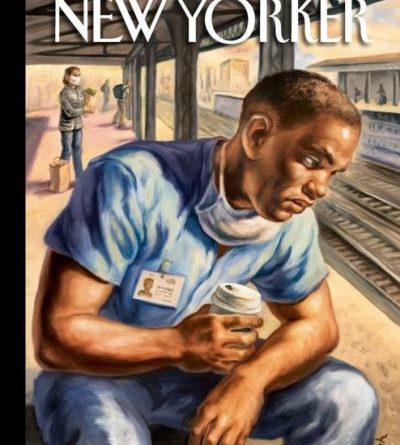 The New Yorker - April 20 , 2020