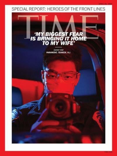 Time USA - April 20 , 2020