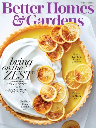 Better Homes & Gardens USA – May 2020