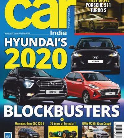 Car India - May 2020