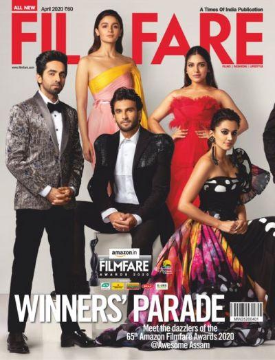Filmfare - April 2020