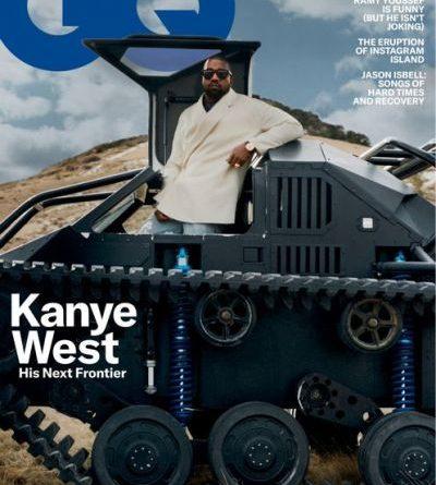 GQ USA - May 2020