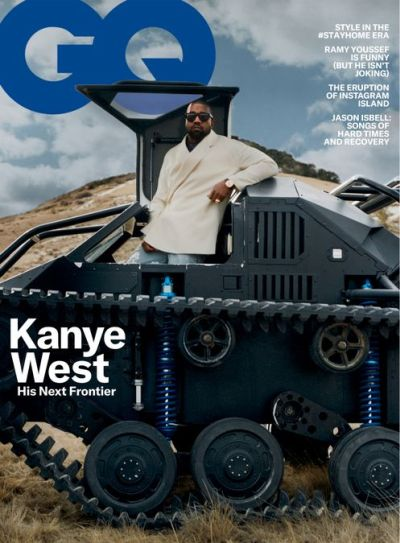GQ USA - May 2020