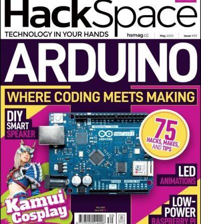 HackSpace - May 2020