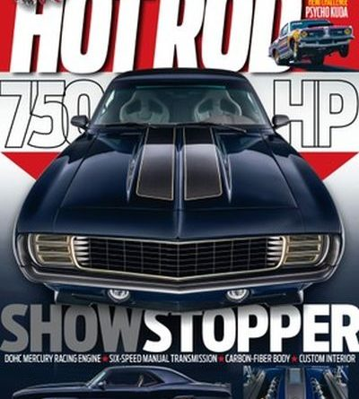 Hot Rod - May 2020