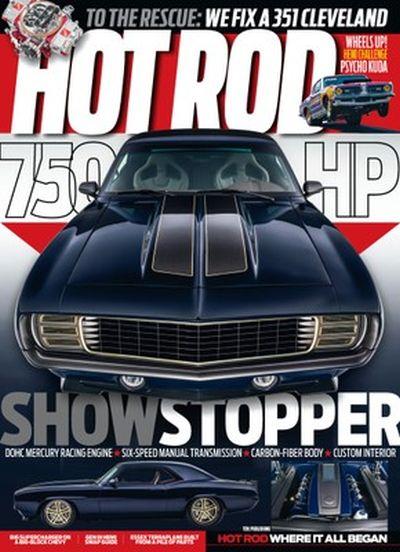 Hot Rod – May 2020