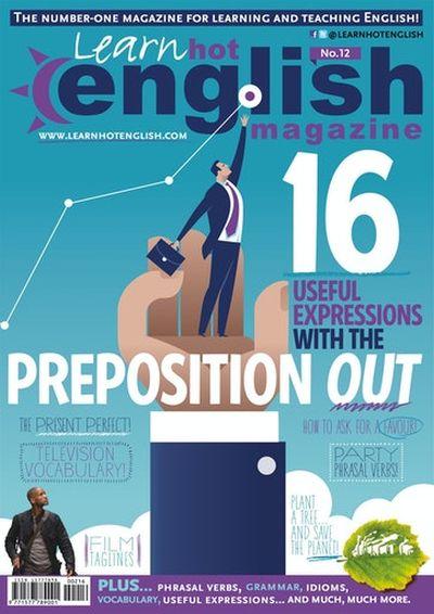 Learn Hot English - May 2020