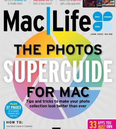 Mac Life UK - June 2020