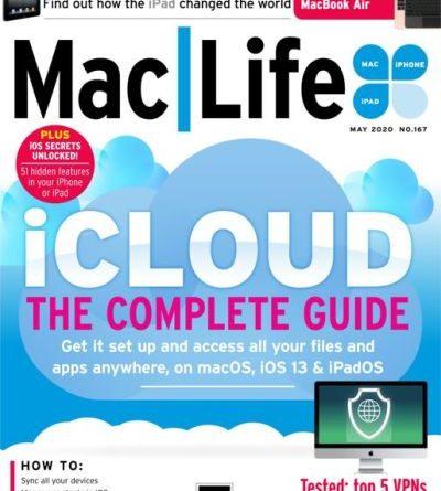 Mac Life UK - May 2020