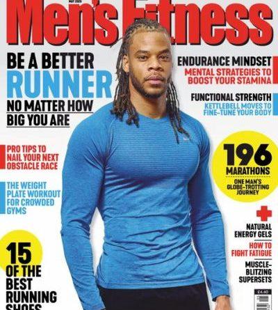 Men's Fitness UK - May 2020