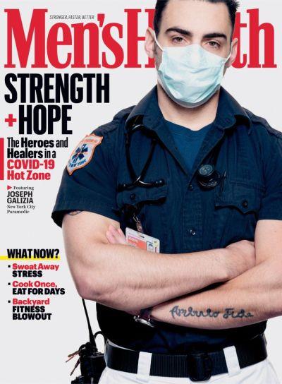 Men's Health USA - June 2020