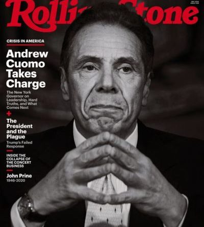 Rolling Stone USA - May 2020