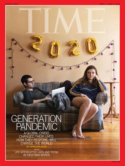 Time USA – June 01 , 2020