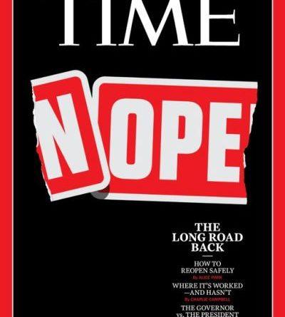 Time USA - May 11 , 2020