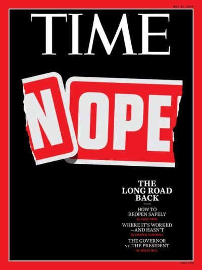 Time USA – May 11 , 2020