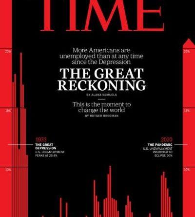 Time USA - May 18 , 2020